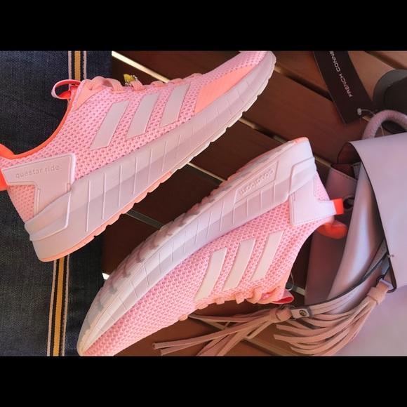 adidas questar rosa